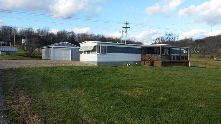 Furnished 2 Bedroom Home For Rent In Lore City, Ohio