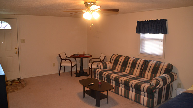Furnished One Bedroom Apartment For Rent A M Rentals