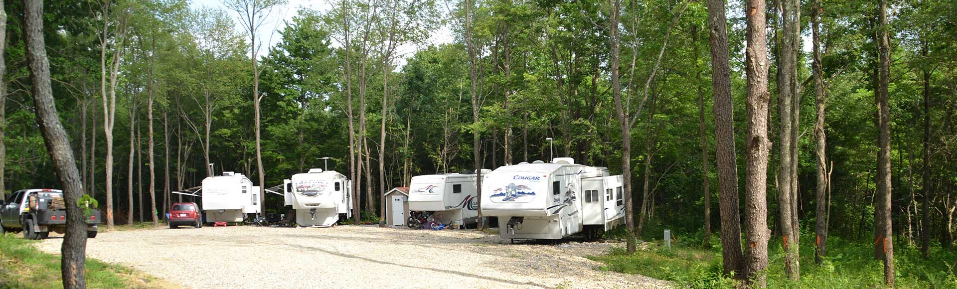 A&M RV Campsites in Ohio